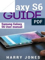 Galaxy S6 Guide Samsung Galaxy S6 User Manual - Harry Jones.epub