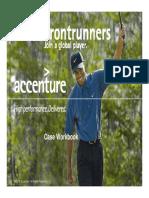 Accenture Casebook
