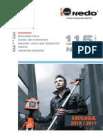 NEDO Catalogue