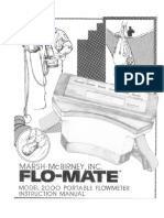 Model 2000 Manual