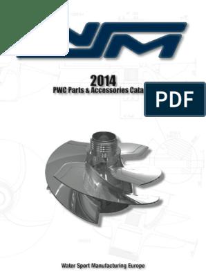 1500 Fuel Injector Insulator 008-429-02 16073-3707 WSM Kawasaki 1200 60T-137