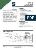 MP1411-Datasheet - Audio PWM