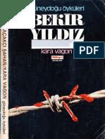 Bekir Yıldız Kara Vagon Milliyet Yayınları.pdf