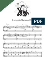 Mozart Figaro Overture