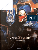 WarHammer 40K [Fluff] The Imperial Knight Companion - optmzd.pdf
