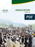 SRSP Annual Review 2016