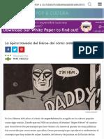 La épica travesía del Héroe del cómic antes de ser Súper - Batanga
