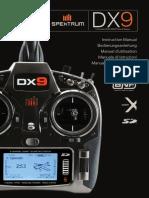Spmr9900 Manual En