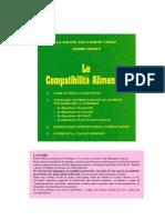 - Igienismo - Désiré Mérien - Le Compatibilità Alimentari