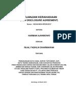 NDA Harman - Rijal 20170322