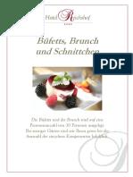 Buefetts Und Brunch