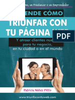 Aprende Como Triunfar Con Tu Pa - Patricia Nunez Pitto