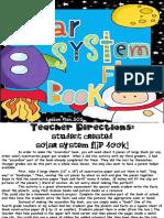 E2.d Solar System Flipbook