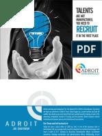 Recruitment Services India