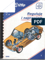 Fiat 126p - Maluch - Reguluję i naprawiam