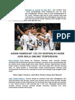 Info Prediksi Bola Australia vs Jerman 19 Juni 2017