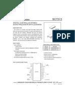 datasheet SC7313S.pdf
