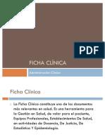 59476999 Ficha Clinica