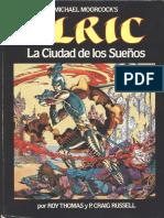 Saga Elric (Comic) - La Ciudad de Los Sueños