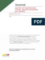 Wokół sporów we współczesnej filozofii nauki Filozofia_Nauki-r1993-t1-n4-s117-126.pdf