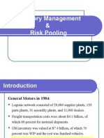 3 Inventory Management and Risk Pooling