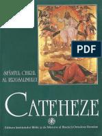 Sf Chiril al Ierusalimului, Cateheze, 2003