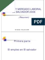 2006 Mujer y Mercado Laboral