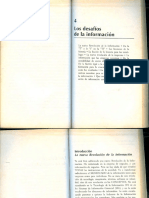Cap 4 Retos Información.  Desafios de la Gerencia del siglo XXI Drucker