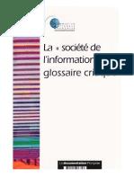 4 Glossaire_Critique - La societe de l information.pdf