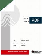 FacilityPro User Guide