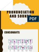 13 Pronunciation English Sounds 2016