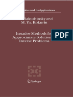 IterativeMethods for ApproximateSolution of InverseProblems.pdf