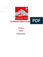 Gotthard Base Tunnel (1)
