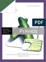 Actividade Pepinos