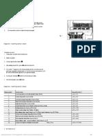 Diagnosis Scanning Sensor Values