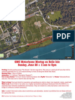 2017 06 25 GMC Belle Isle Meetup Flyer