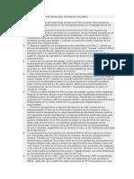 Situación Actual de Los Derechos Humanos en Perú