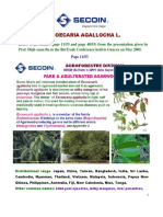 Fake Agarwood Chip-excoecaria Agallocha