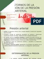 Presión Arterial Fisiopatologia