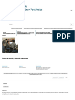 Técnicas de Redacción y Elaboración de Documentos - Dirección de Capacitación y Postítulo UTEM