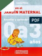 Educar en El Jardin Maternal