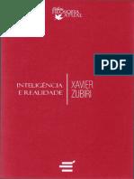Inteligência e Realidade - COMPLETO (Xavier Zubiri).pdf