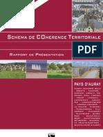 SCOT Pays d'Auray (rapport)