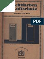 Leuchtfarben im Luftschutz - Felix Fritz