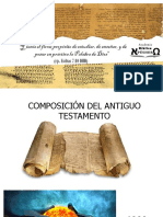 Introducción general al Antiguo Testamento