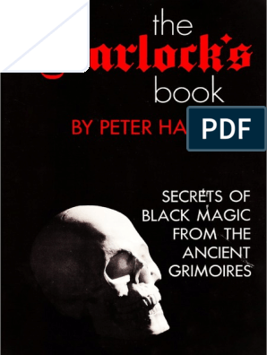 Peter_Haining_-_The_Warlocks_Book pdf | Witchcraft | Lamb Of God