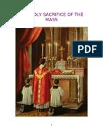 The Tridentine Mass