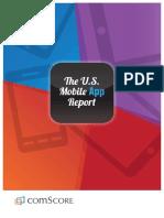 AudAnalytics Whitepaper TheUSMobileAppReport US ENGUS AUG2014 EXT