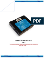 FM1110 User Manual v4.3