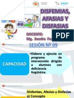 Diapositivas Sesion 09 Disfemias
